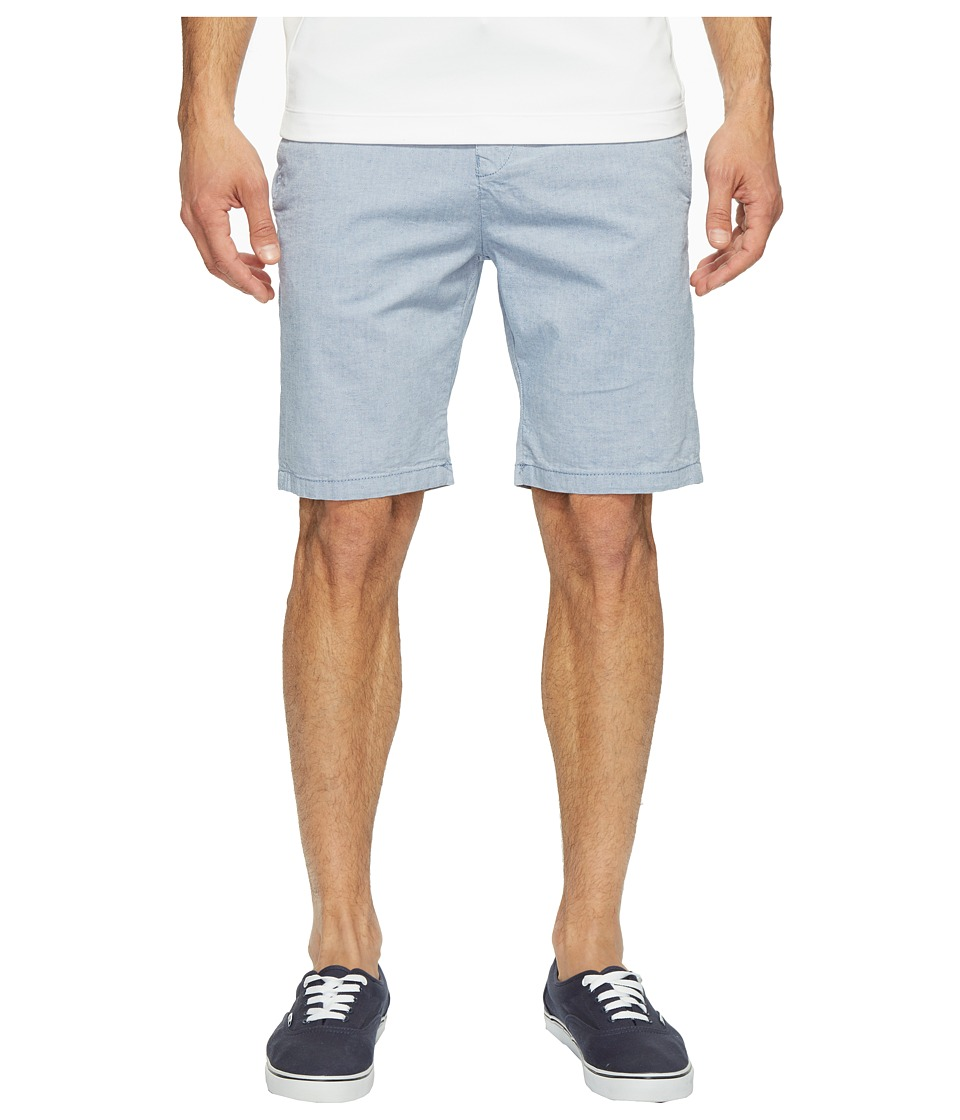 34 Heritage - Nevada in Blue Dot Twill (Blue Dot Twill) Men's Shorts