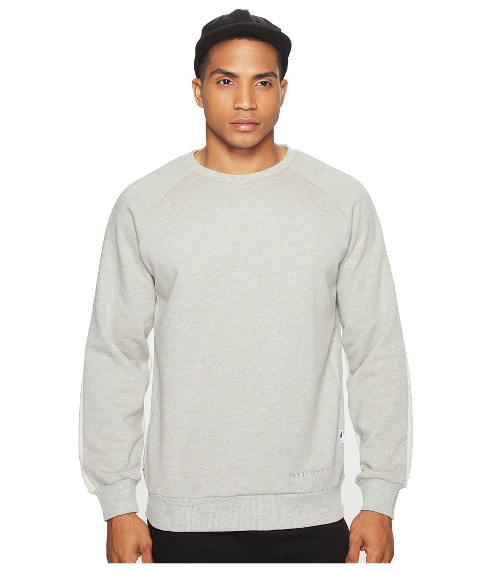 Publish - Alford - Crew Neck Sweater (Heather) Men's Sweater