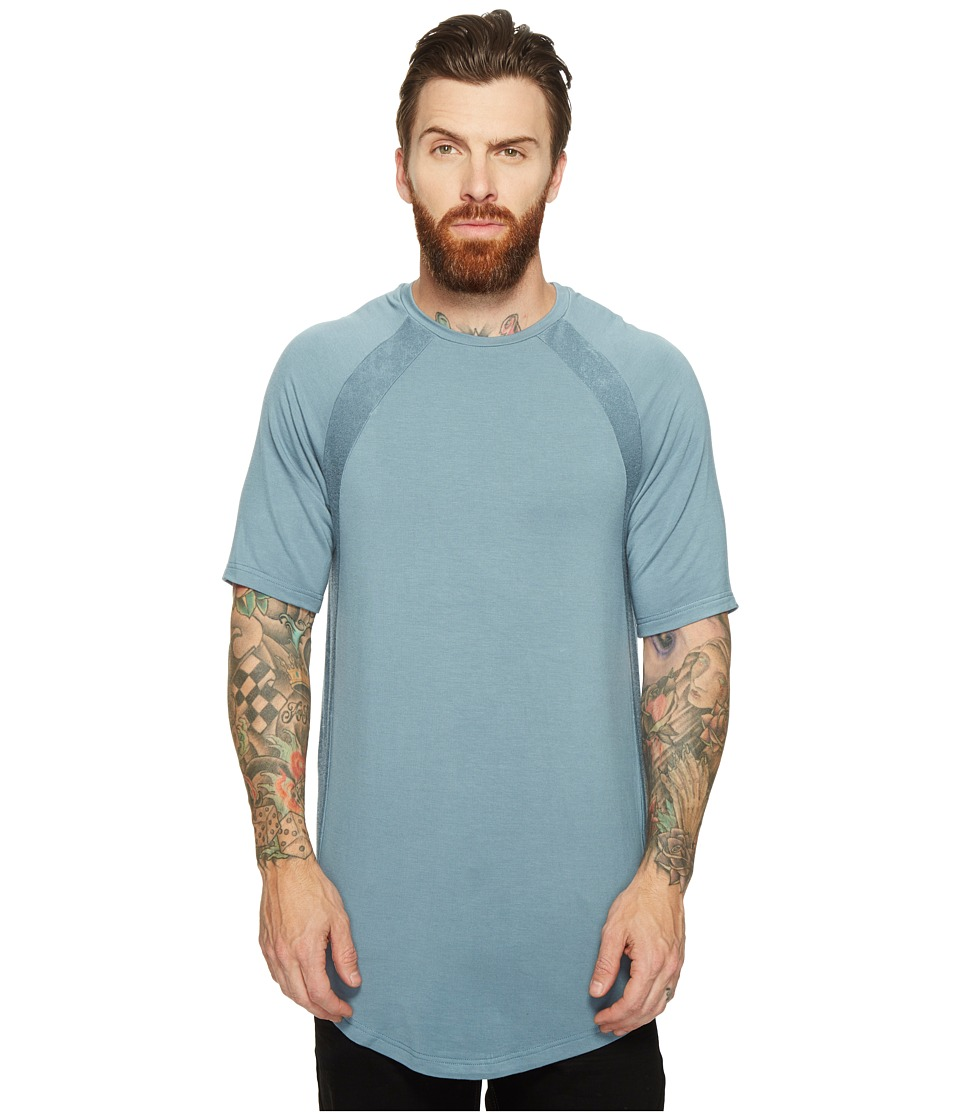 Publish Waylon - Knit Tee (Slate) Men's T Shirt