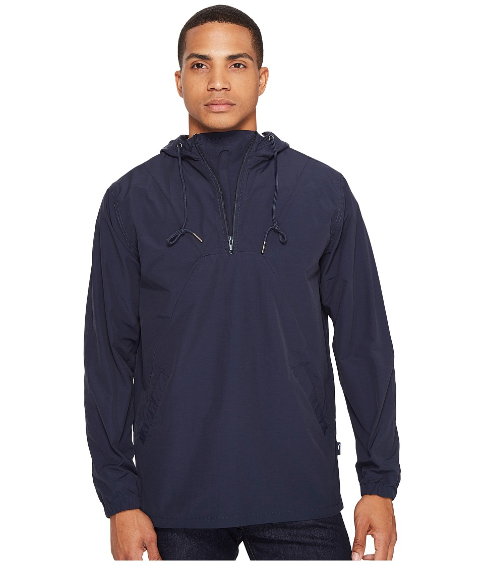 Publish - Zachery - Anorak Jacket (Navy) Men's Coat