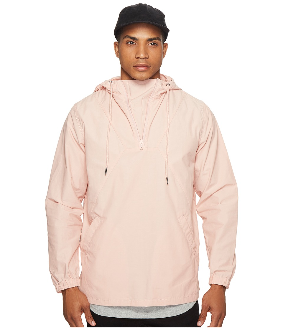 Publish - Zachery - Anorak Jacket (Pink) Men's Coat