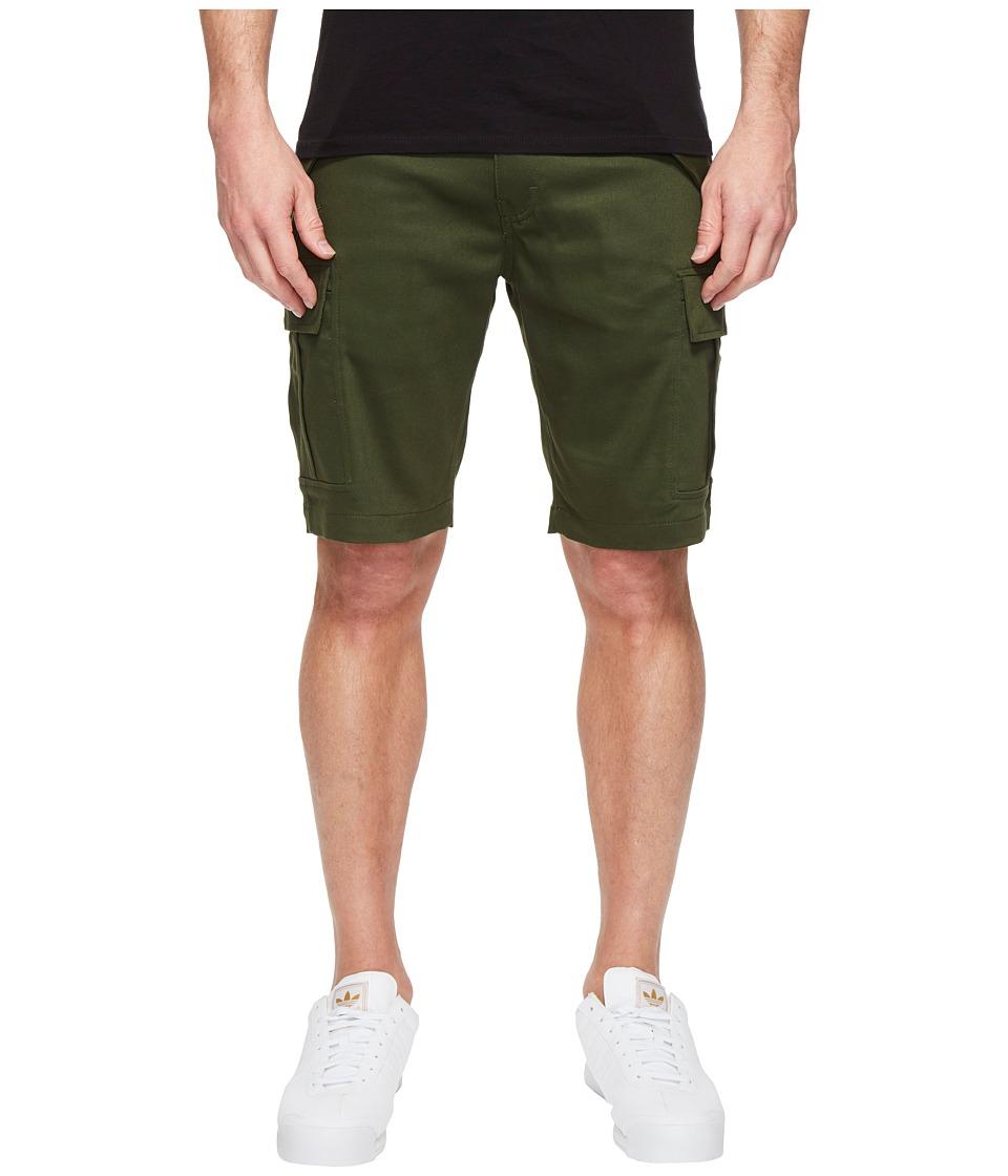 Publish Rohan Shorts (Olive) Men