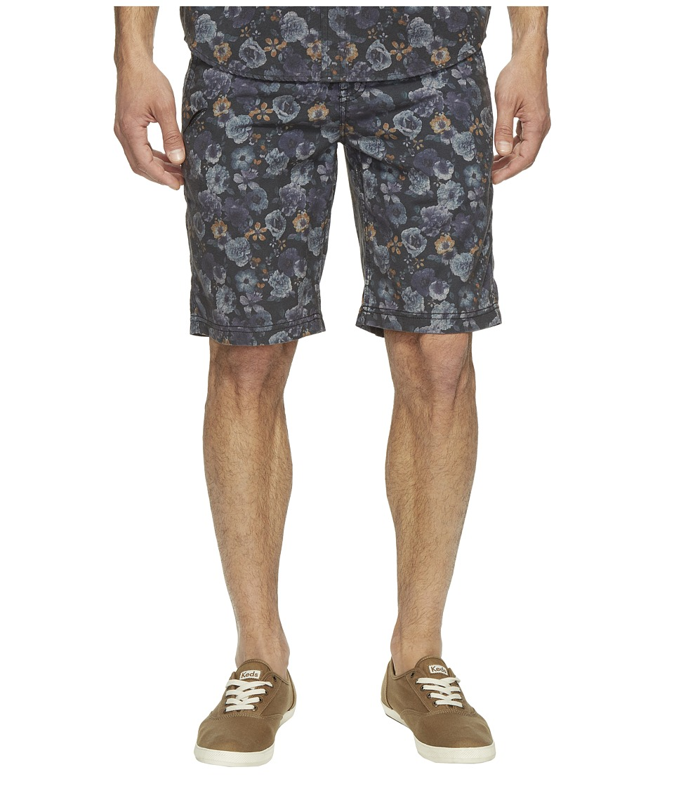 Publish - Dante - Shorts (Black) Men's Shorts