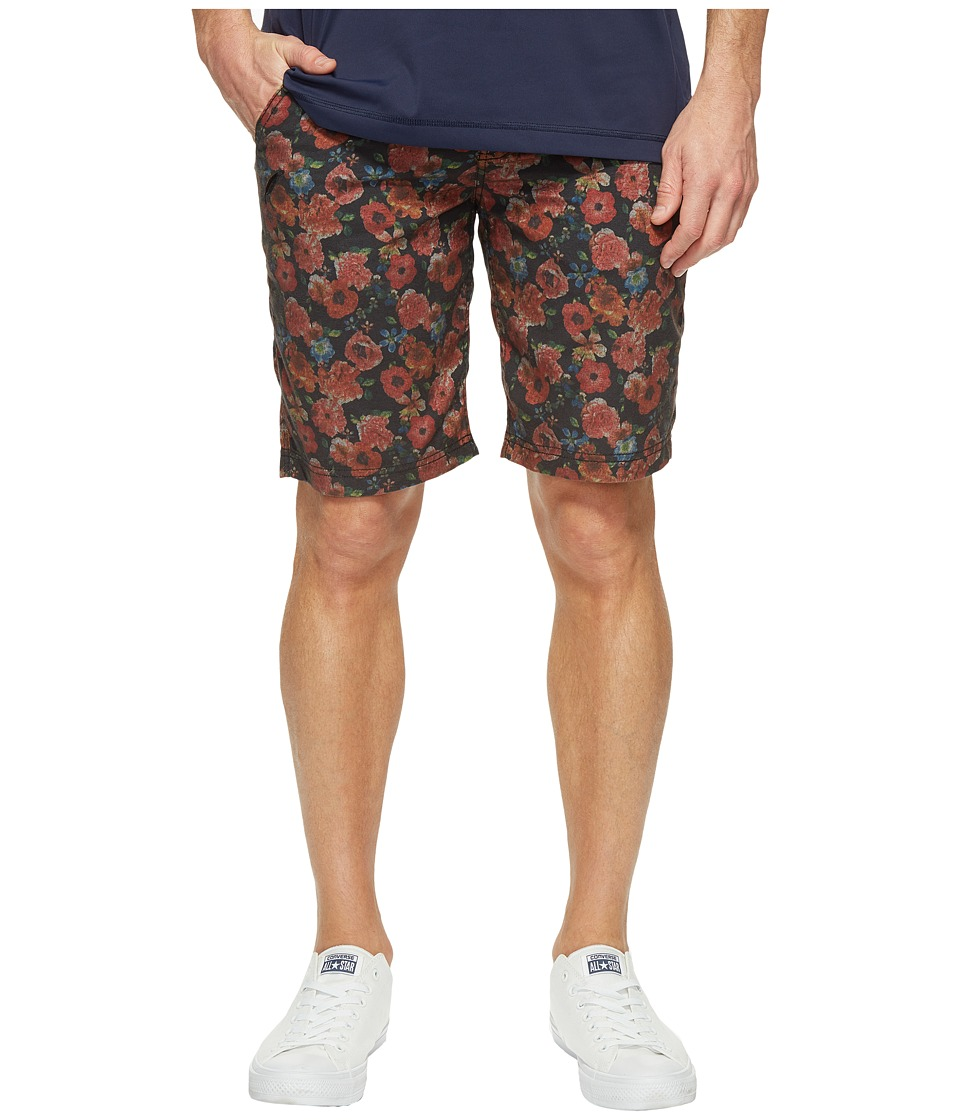 Publish - Dante - Shorts (Red) Men's Shorts