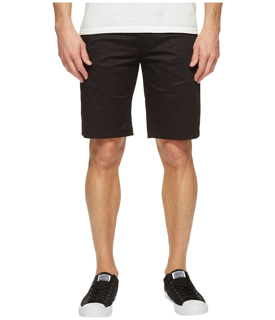 Publish - Kamron - Twill Shorts (Black) Men's Shorts