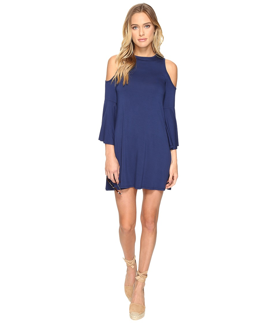 Clayton - Tala Dress (Navy) Women's Dress