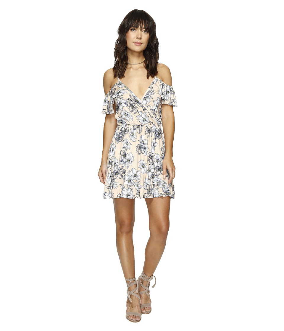Clayton - Joni Dress (Bare Floral Sketch) Women's Dress