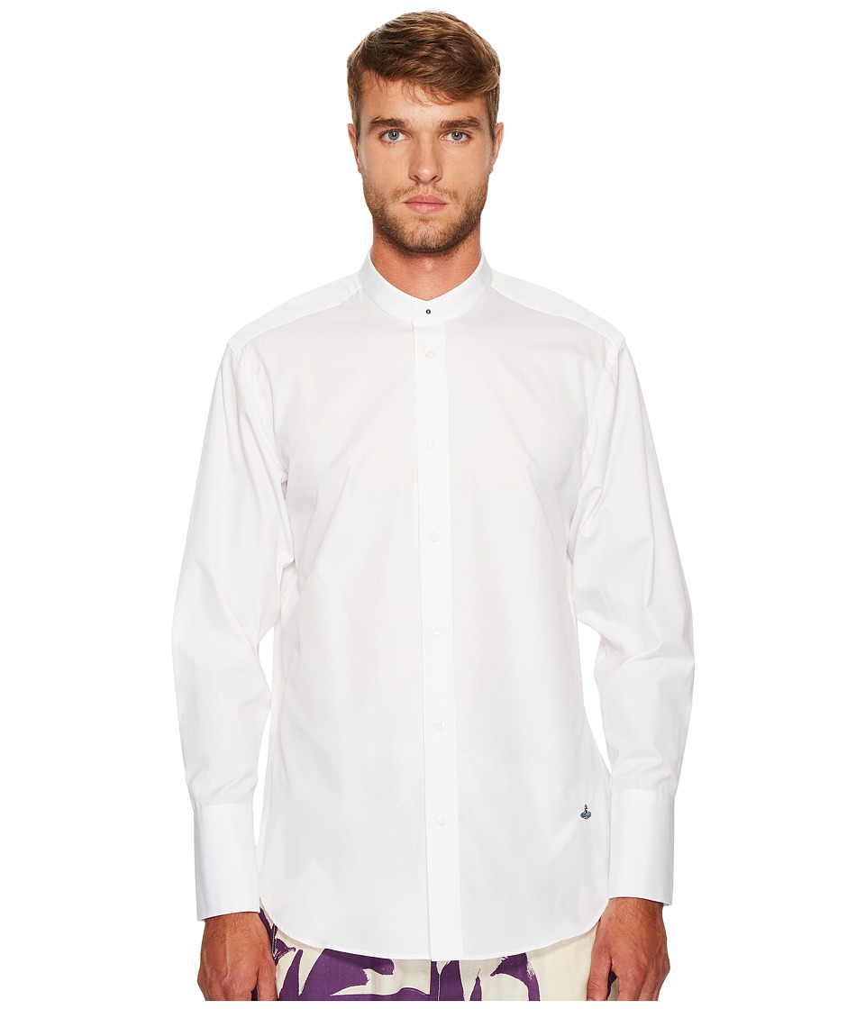 Vivienne Westwood - Changeable Shirt (White) Men's Clothing