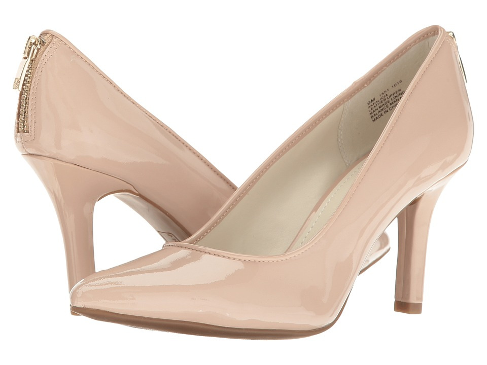 Anne Klein - Falicia (Natural/Natural Patent) High Heels
