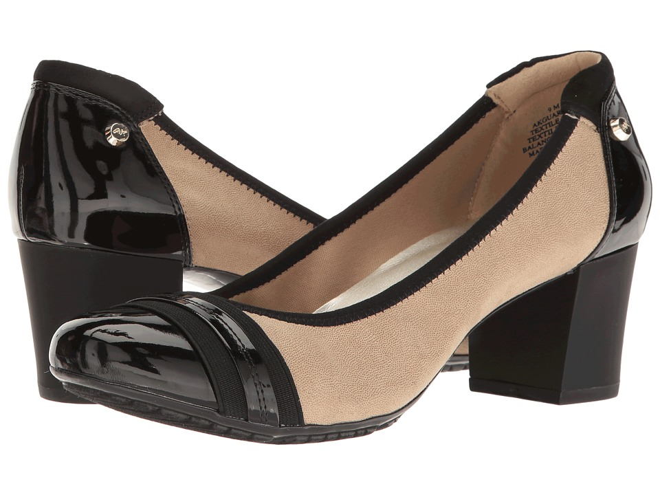 Anne Klein - Guardian (Light Natural Multi Fabric) High Heels
