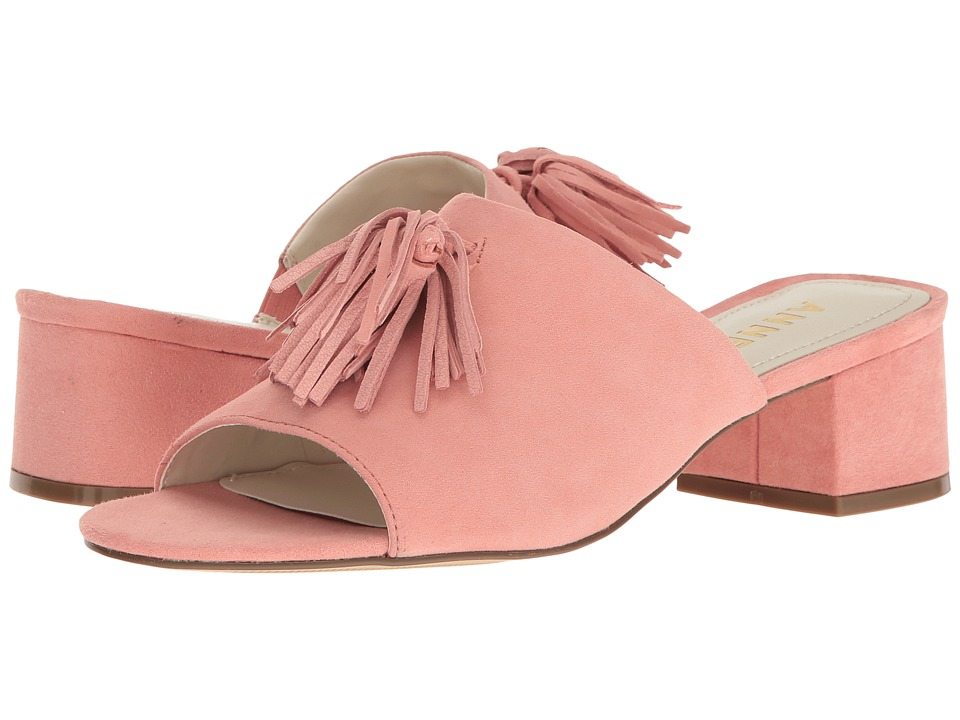 Anne Klein - Salome (Medium Pink Suede) Women's Shoes