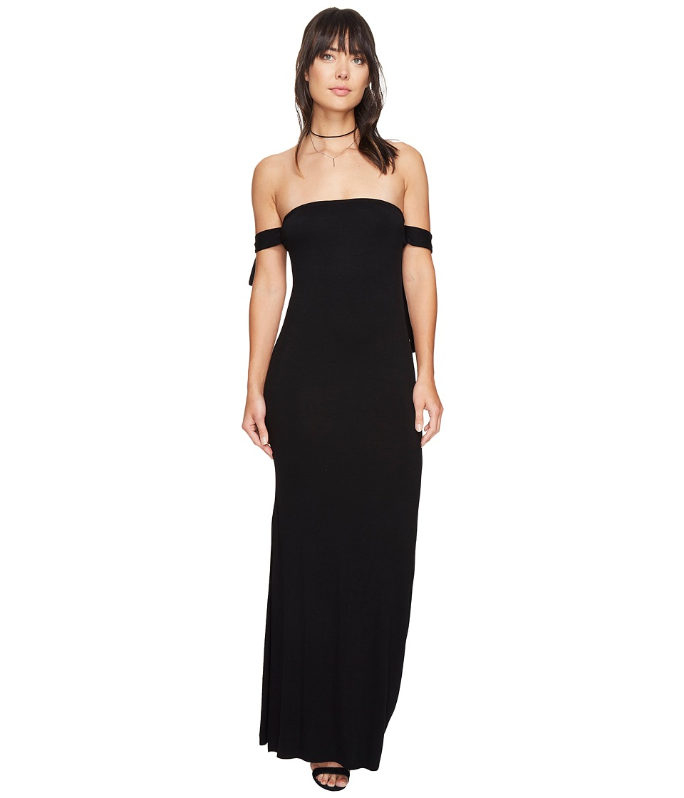 Clayton - Gemma Dress (Black) Women's Dress