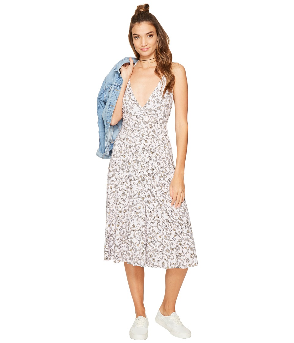 Clayton - Salma Dress (Lavender Bellflower) Women's Dress