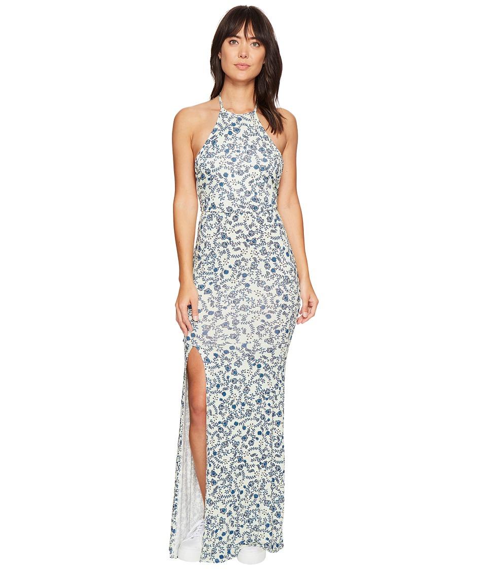 Clayton - Marian Dress (Sage Bellflower) Women's Dress