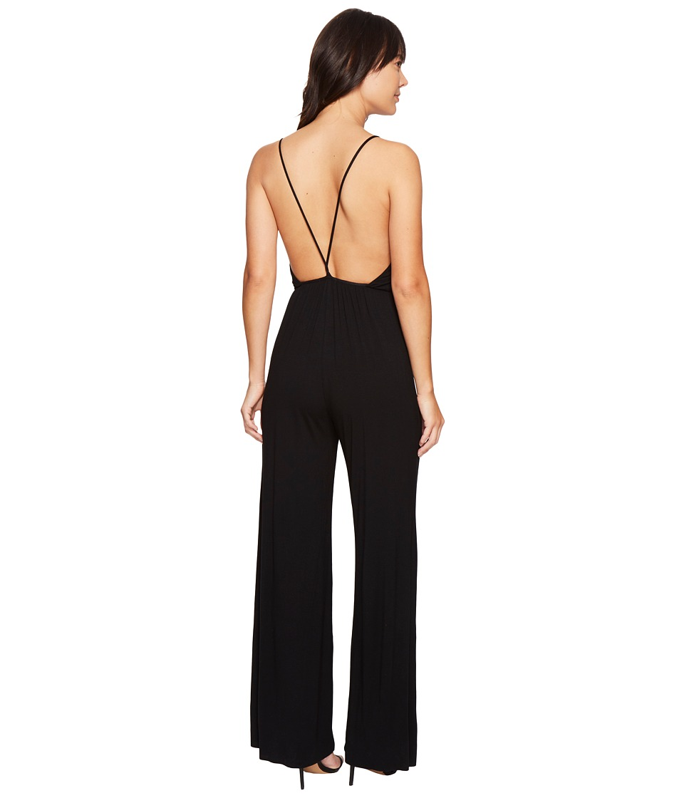 Clayton - Sonja Jumpsuit (Black) Women's Jumpsuit & Rompers One Piece