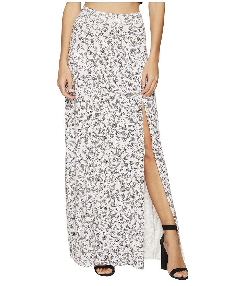 Clayton - Sarah Skirt (Lavender Bellflower) Women's Skirt