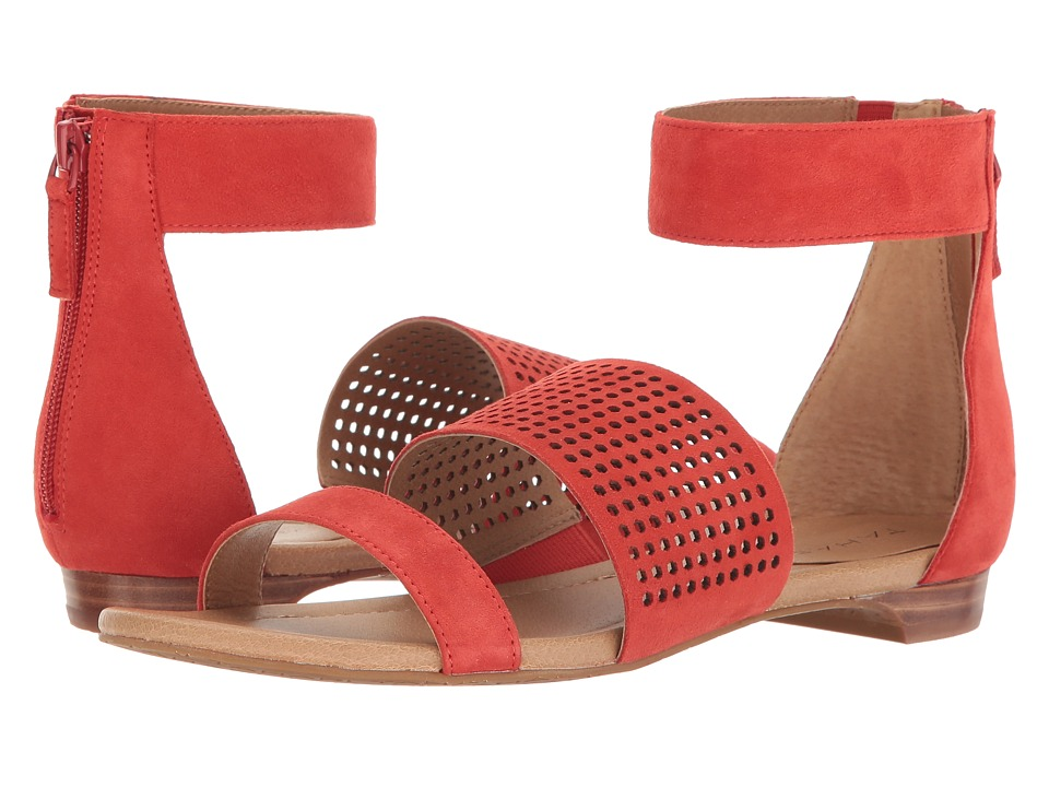 Tahari - Dance (Coral Kid Suede) Women's Sandals