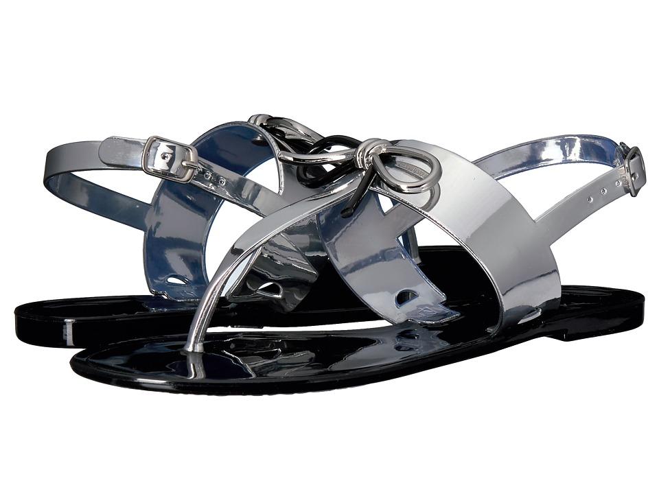 Tahari - Jay (Silver Rubber) Women's Sandals