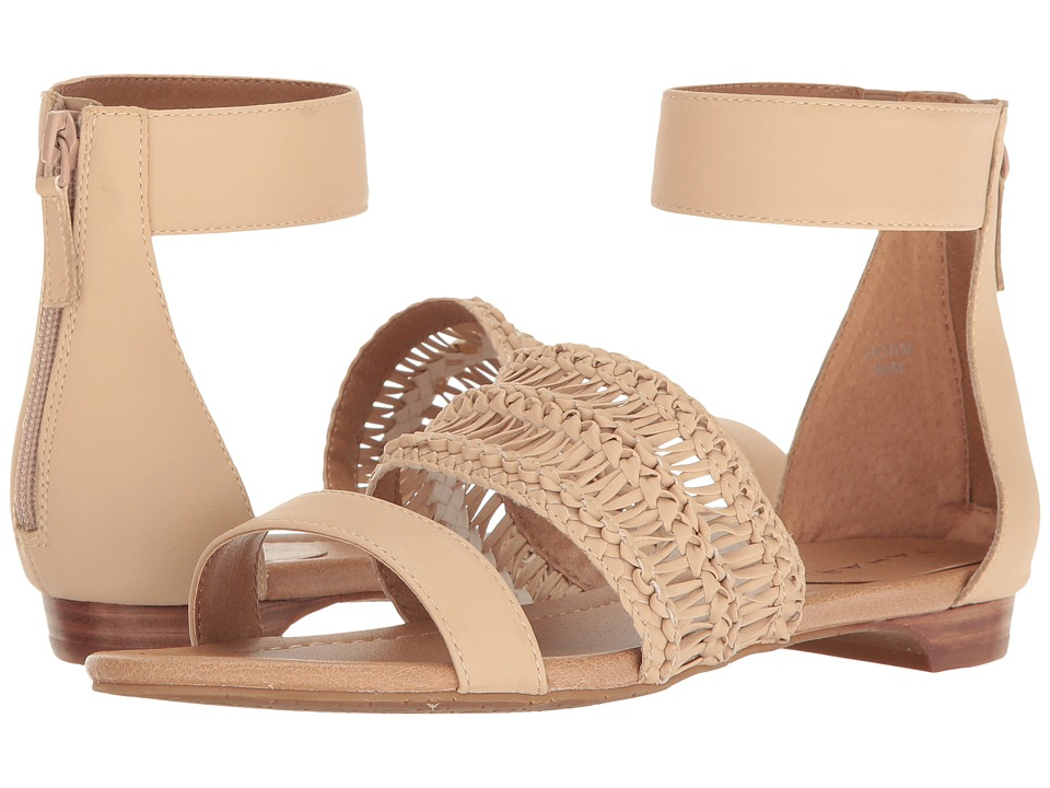 Tahari - Dorm (Dove Silk Leather) Women's Sandals