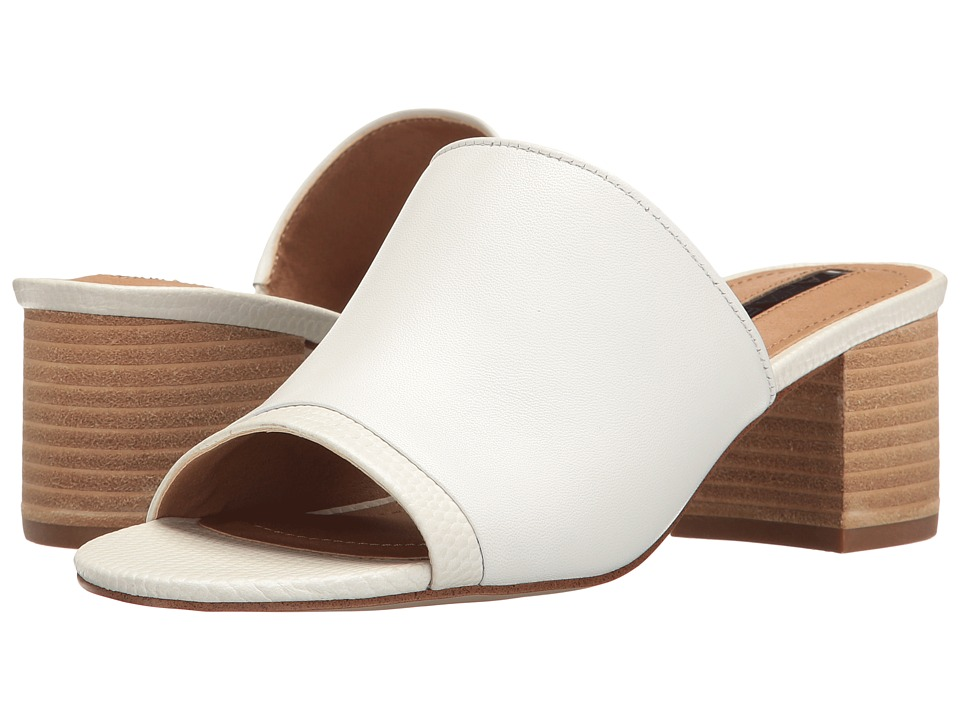 Tahari - Daisie (White Sheep/Patent) High Heels
