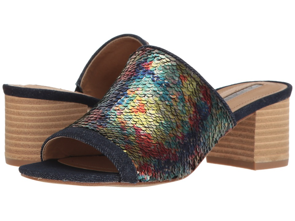 Tahari - Daisie (Rainbow Sequins) High Heels