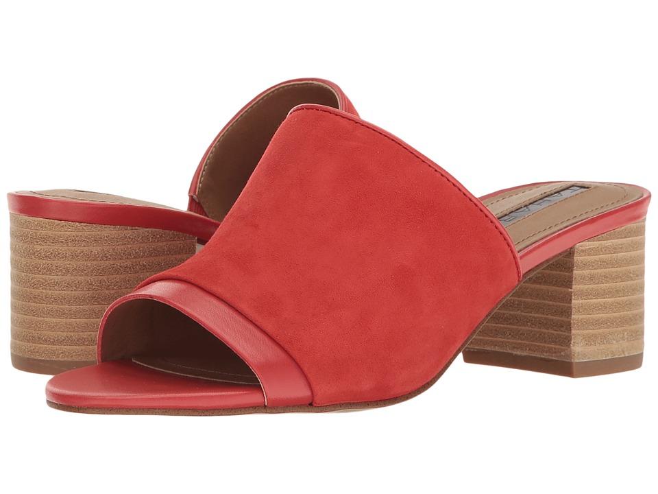 Tahari - Daisie (Coral Suede) High Heels