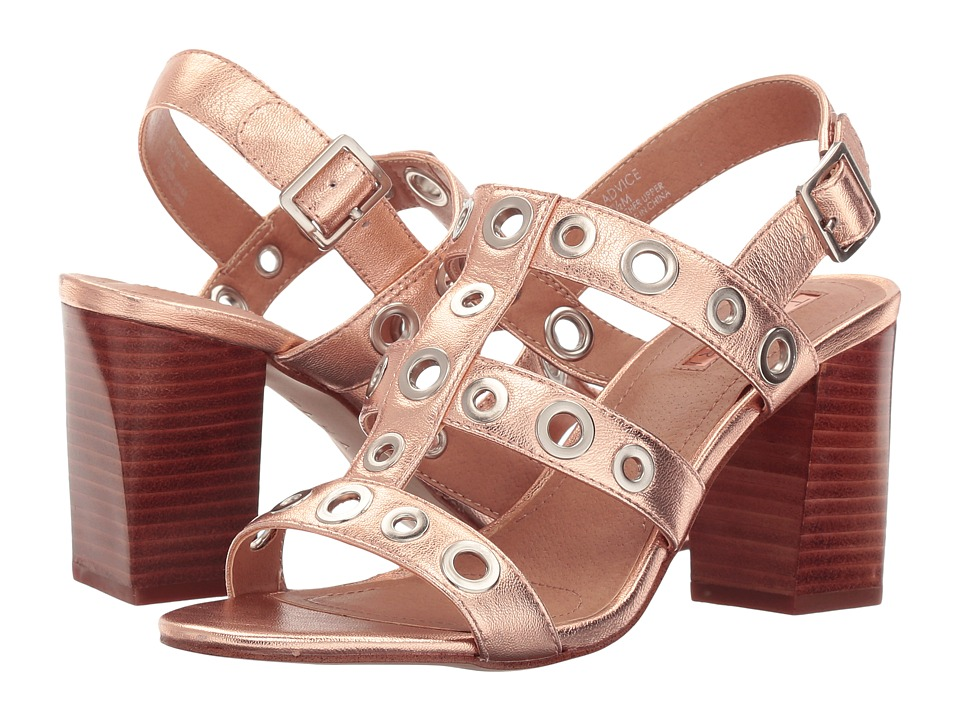 Tahari - Advice (Rose Gold Jersey) High Heels