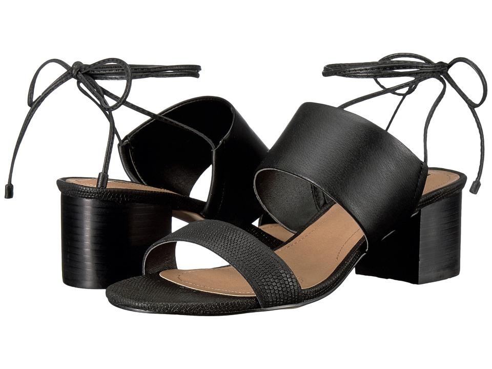 Tahari - Doe (Black Sheep/Gecko) Women's 1-2 inch heel Shoes
