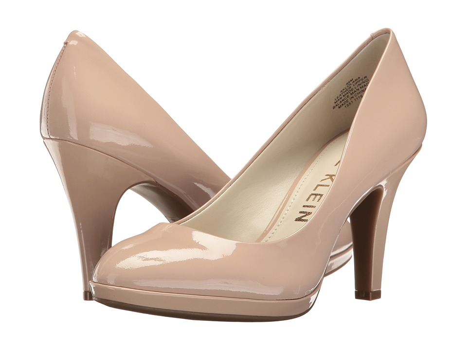 Anne Klein - Lolana (Natural Patent) Women's Shoes