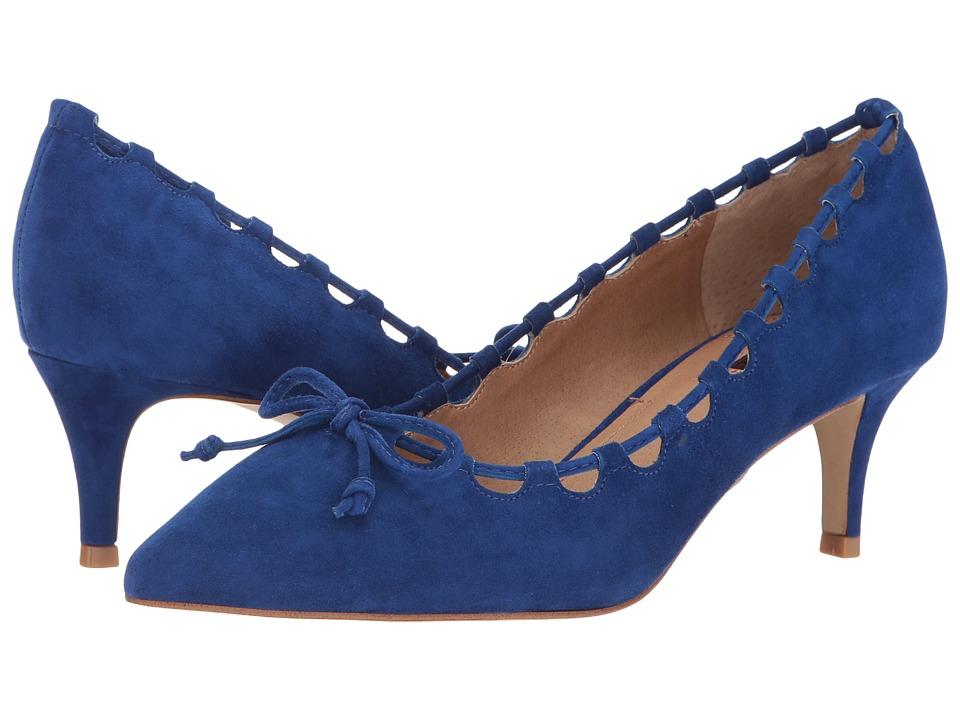 Tahari - Rolan (Ocean Suede) Women's 1-2 inch heel Shoes