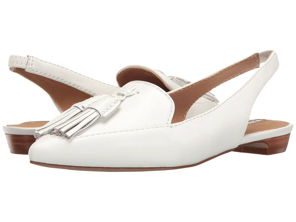 Tahari - Paulina (White Calf) Women's 1-2 inch heel Shoes