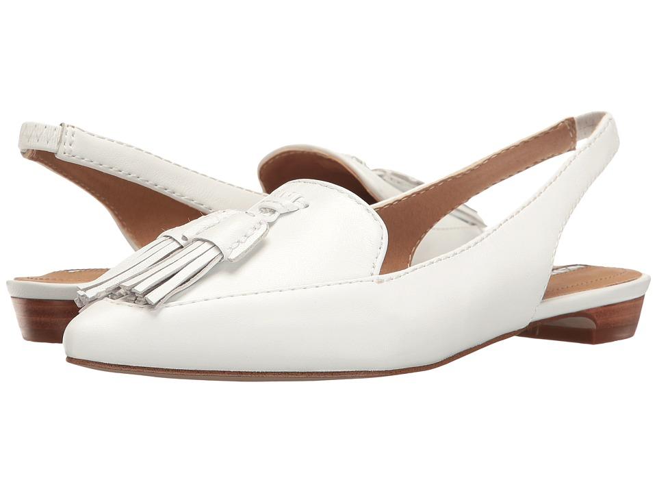 Tahari - Paulina (White Calf) Women's 1-2 inch heel Shoes
