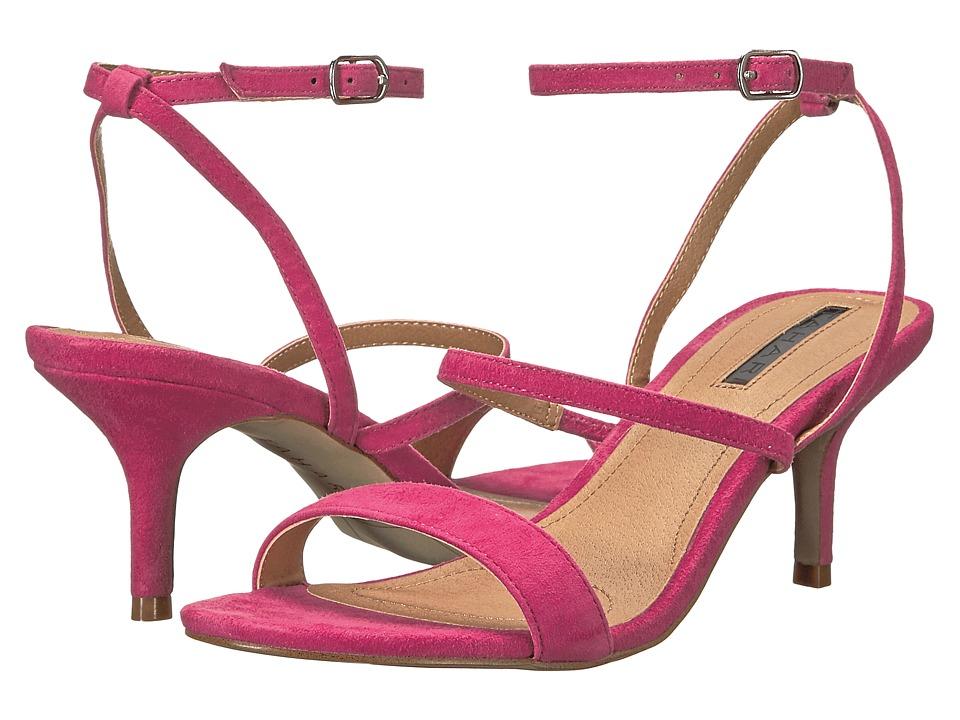 Tahari - Marcus (Lipstick Suede) Women's 1-2 inch heel Shoes