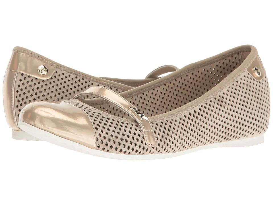 Anne Klein - Zariel (Light Natural Multi Nubuck) Women's Shoes