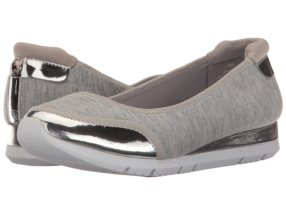 Anne Klein - Wina (Light Grey Multi Fabric) Women's Shoes
