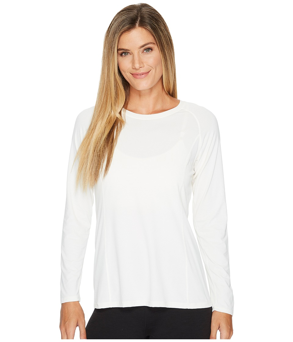 ExOfficio Give-N-Go Performance Base Layer Crew (Alyssum) Women
