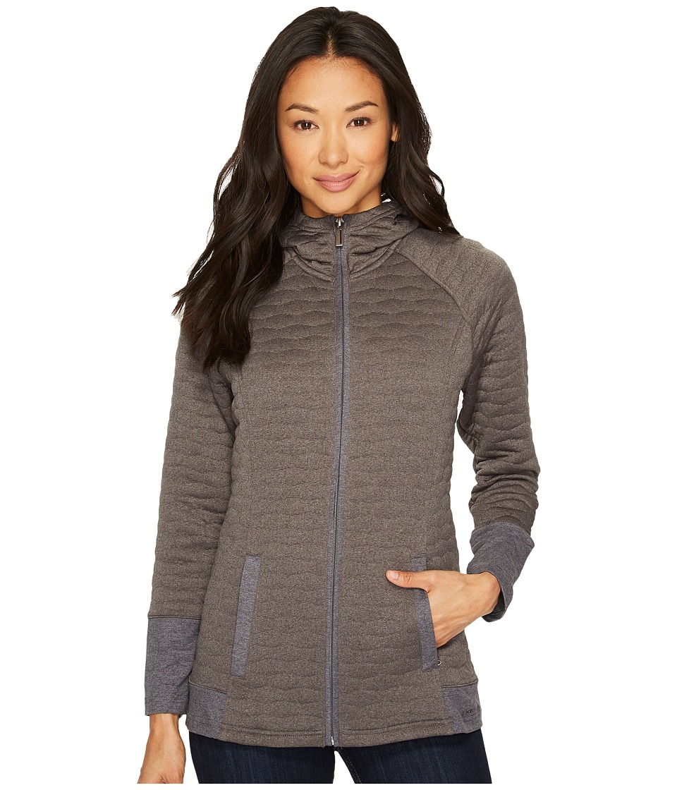 ExOfficio Kelowna Hoodie (Grey Heather) Women