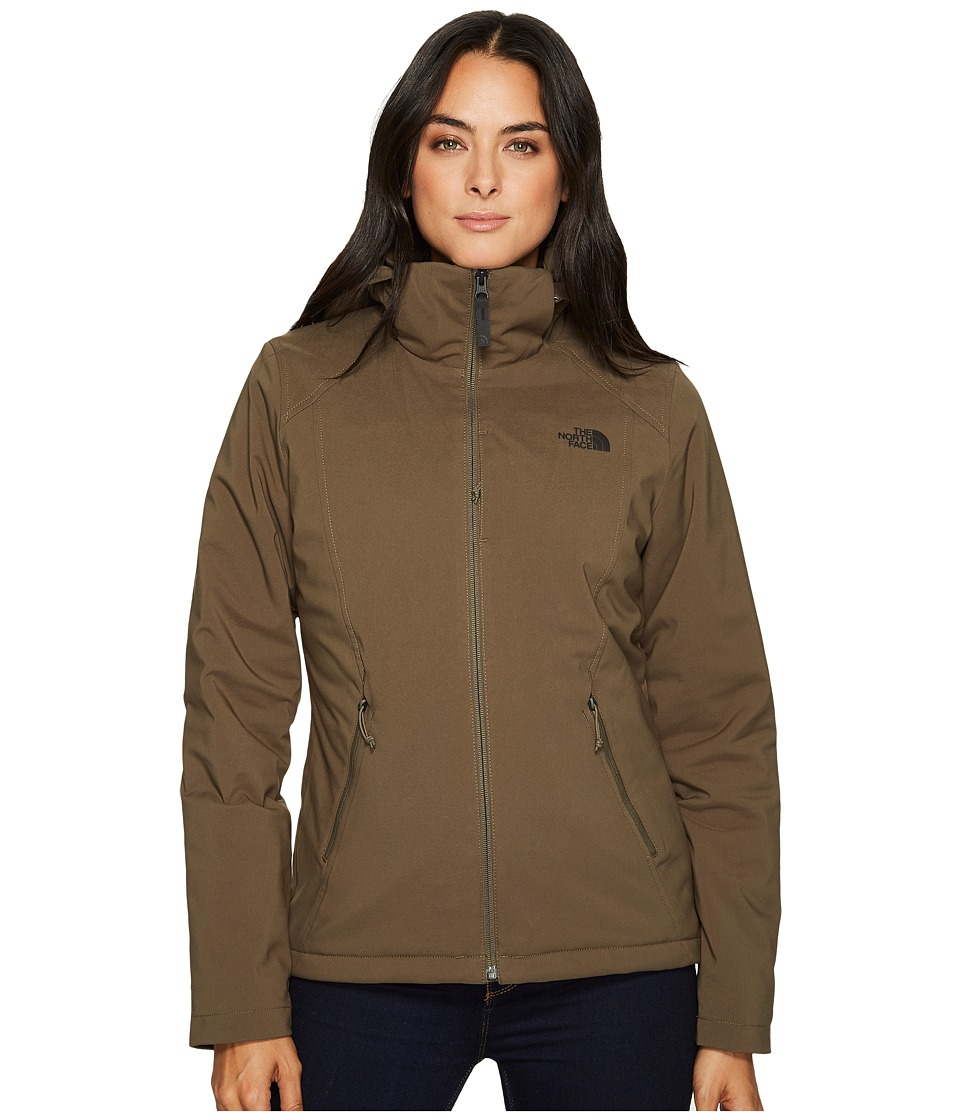 The North Face Apex Elevation Jacket (New Taupe Green) Women