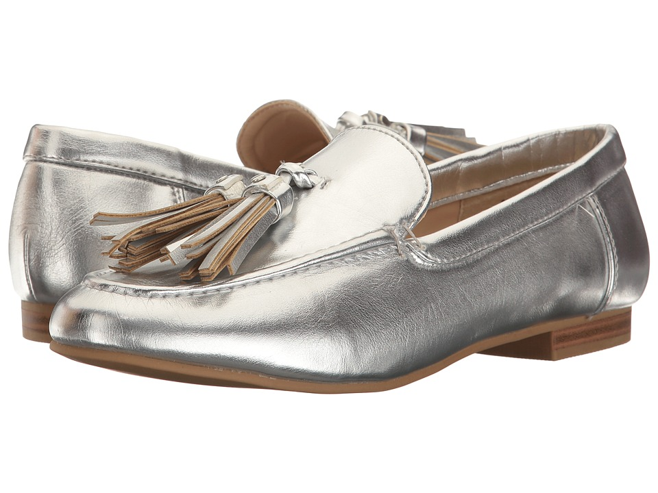 Madden Girl Carteer (Silver) Women