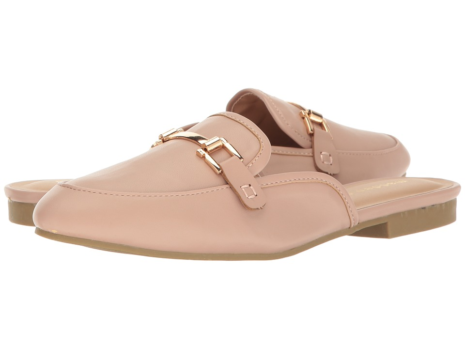 Madden Girl Orsonn (Blush) Women