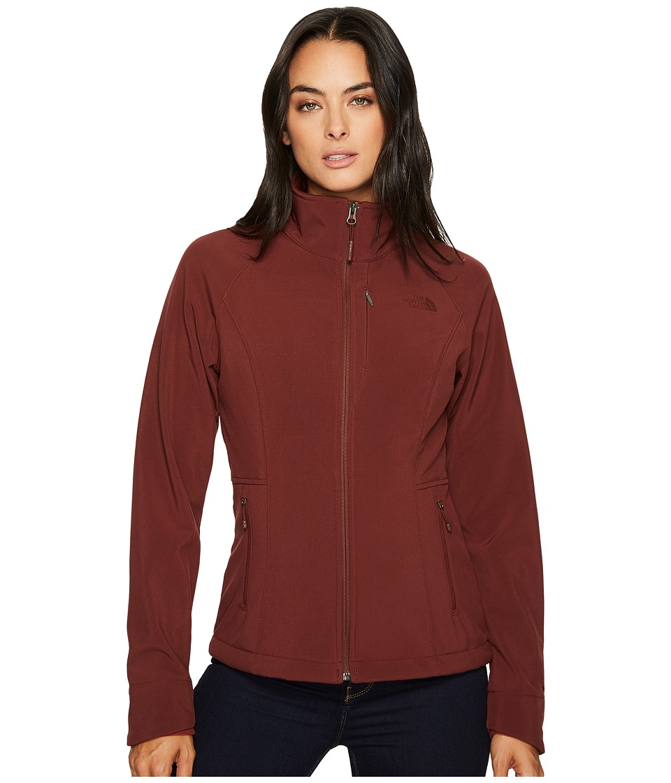The North Face Apex Bionic Jacket (Sequoia Red) Women