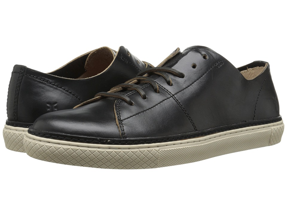 Frye - Gates Low Lace (Black) Men's Shoes