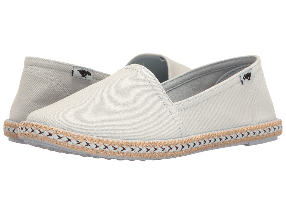 Rocket Dog - Acosta (Pale Blue Debs Denim) Women's Slip on Shoes