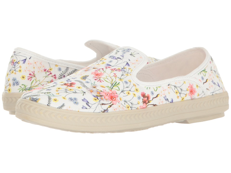 Rocket Dog - Drive (White Meadow Lane) Women's Slip on Shoes
