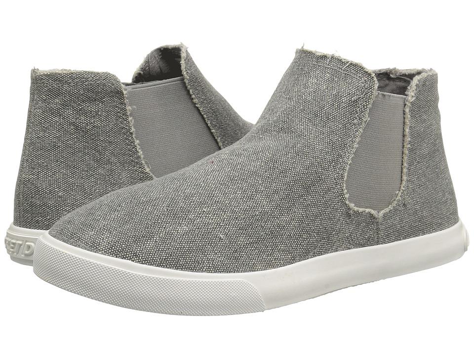 Rocket Dog - Cabin (Grey Breen) Women's Slip on Shoes