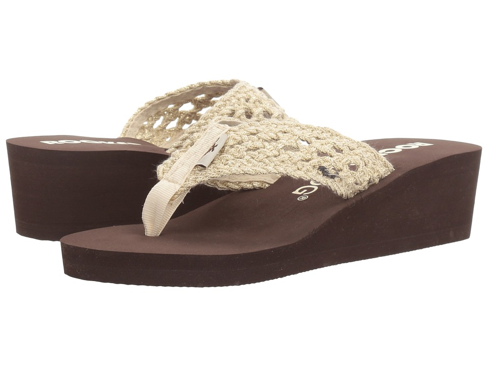 Rocket Dog - Aviara (Natural Stapleton) Women's Sandals