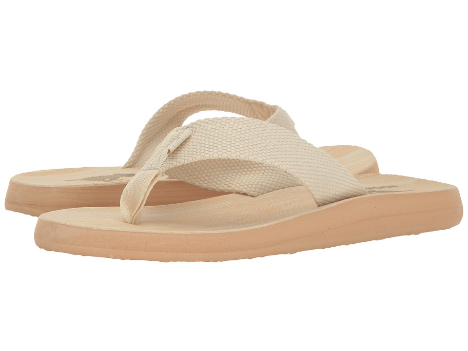 Rocket Dog - Nina (Double Cream Webbing) Women's Sandals