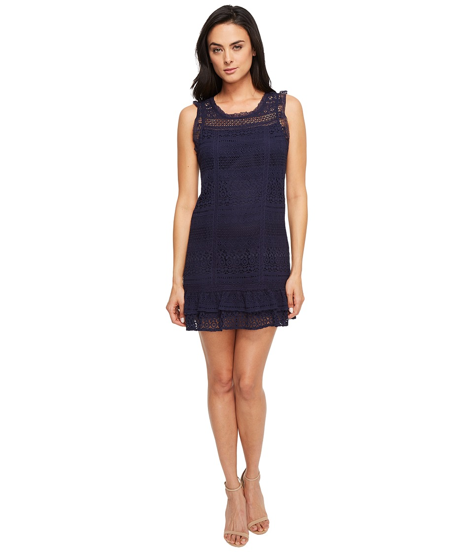 Joie - Lindell A499-D2882 (Dark Navy) Women's Dress
