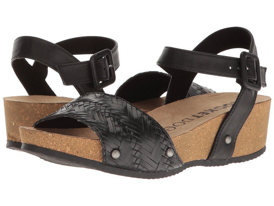 Rocket Dog - Gem (Black Colima) Women's Sandals