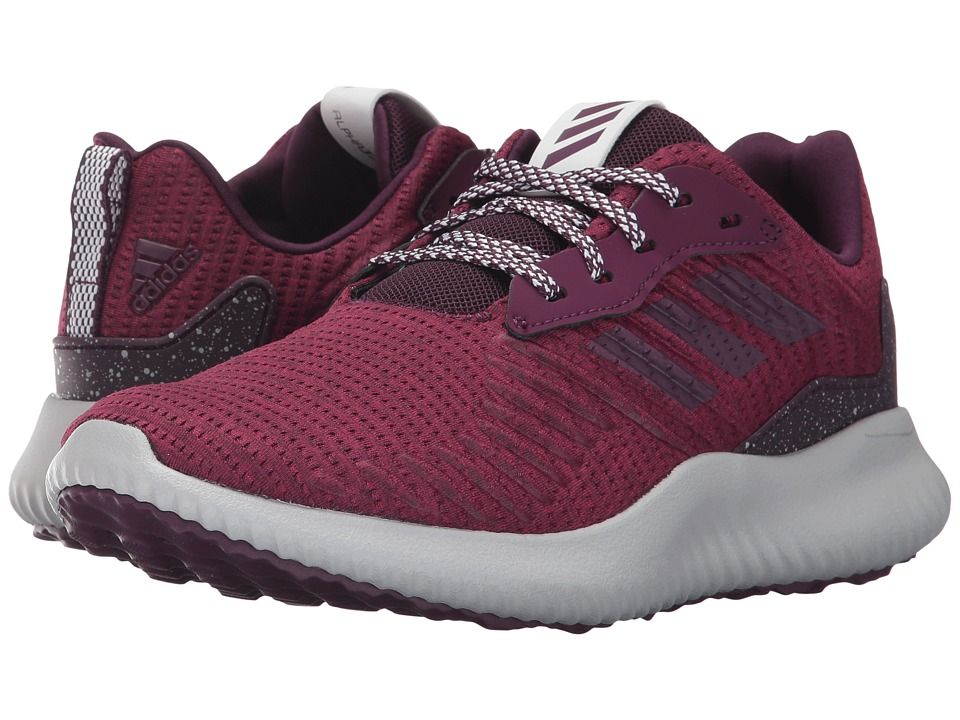 adidas - Alphabounce RC (Red Night/Mystery Ruby/Footwear White) Women's Running Shoes